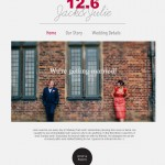 12 Wedding Website Ideas You Should Know About