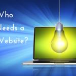 Who Needs a Website?