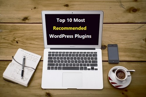 most recommended wordpress plugin