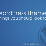 How to Choose Best WordPress Theme for your Blog